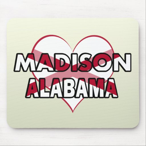 Madison, Alabama Tapetes De Raton