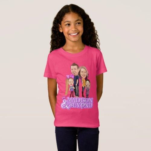 Madison and Beyond Kids T_Shirt