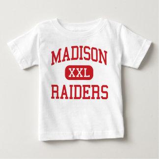 Madison - asaltantes entrenados para la lucha playera de bebé
