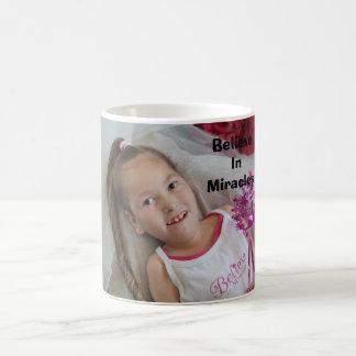 Madison Believe, Believe In Miracles Coffee Mugs