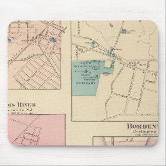 Madison, Bordentown, NJ Mouse Pad