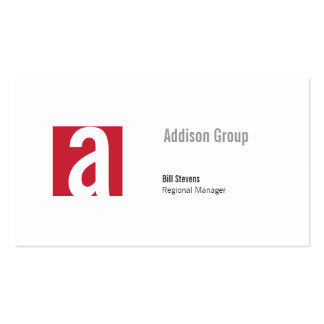 Madison Business Card Templates