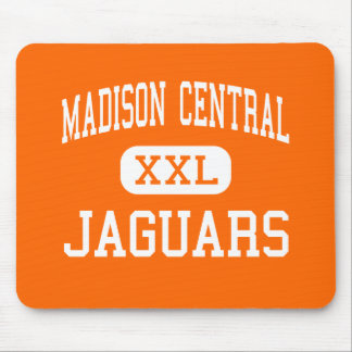 Madison Central - Jaguars - High - Madison Mouse Pad