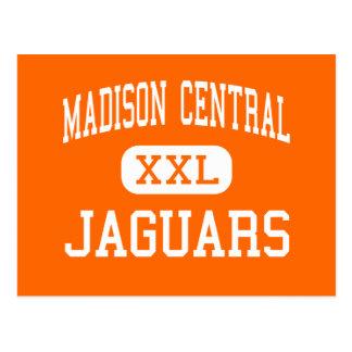 Madison Central - Jaguars - High - Madison Post Card