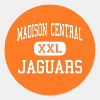 Madison Central - Jaguars - High - Madison Sticker