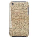 Madison, Chenango, condados de Broome iPod Touch Case-Mate Fundas