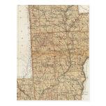 Madison, Chenango, condados de Broome Postales