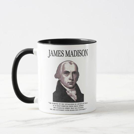 Madison - Church & State Mug
