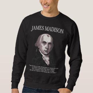 Madison - Church & State Pull Over Sweatshirt