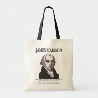 Madison - Church & State Tote Bag