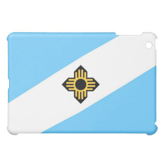 Madison city flag  Wisconsin state America country iPad Mini Covers