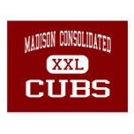 Madison consolidó - Cubs - el alto - Madison Postal