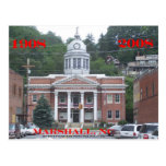 Madison County Courthouse Post Card