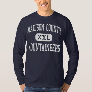 Madison County - Mountaineers - High - Madison T-Shirt