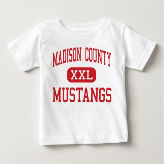 Madison County - Mustangs - Middle - Danielsville T Shirts