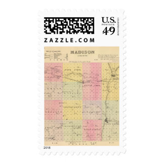 Madison County Stamps