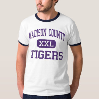 Madison County - Tigers - High - Gurley Alabama T-shirts