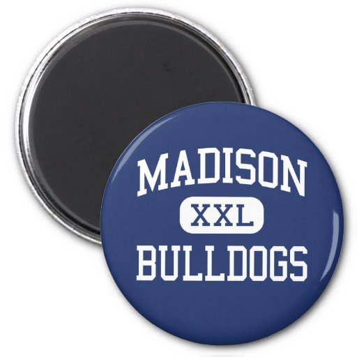 Madison - dogos - High School secundaria - Madison Imán De Nevera