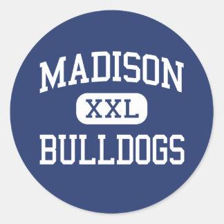 Madison - dogos - joven - Madison Maine Pegatinas