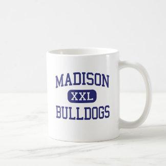 Madison - dogos - joven - Madison Maine Taza De Café