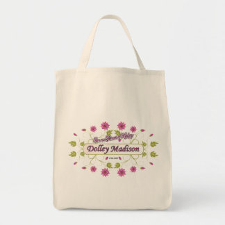 Madison ~ Dolley Madison / Famous USA Women Tote Bags