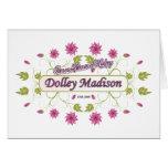 Madison ~ Dolley Madison / Famous USA Women Stationery Note Card