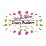Madison ~ Dolley Madison / Famous USA Women Postcard