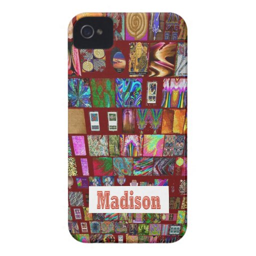 MADISON - Elegant gifts to n from Madison iPhone 4 Covers