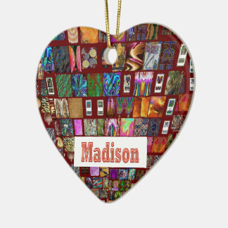 MADISON - Elegant gifts to n from Madison Christmas Tree Ornaments