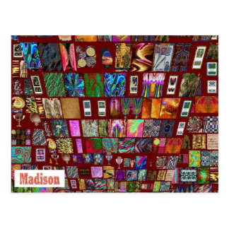 MADISON - Elegant gifts to n from Madison Postcard