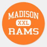 Madison - espolones - High School secundaria - Mad Etiquetas