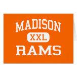 Madison - espolones - High School secundaria - Mad Tarjeta