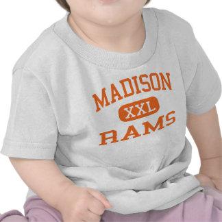 Madison - espolones - High School secundaria - Camisetas