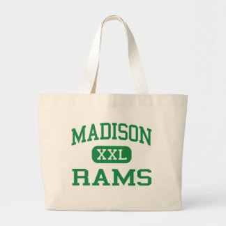 Madison - espolones - joven - Mansfield Ohio Bolsa Lienzo
