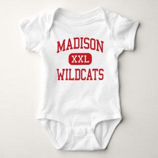 Madison - gatos monteses - centro - Madison la Body Para Bebé