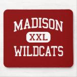 Madison - gatos monteses - centro - Madison la Flo Alfombrillas De Raton