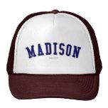 Madison Gorras