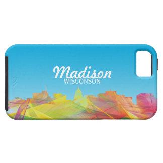 MADISON, HORIZONTE WB1 DE WISCONSON - iPhone 5 FUNDAS