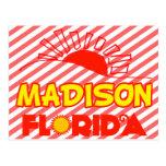 Madison, la Florida Tarjetas Postales