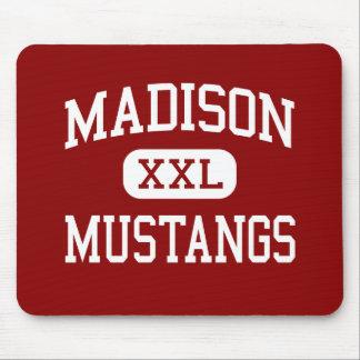 Madison - mustangos - escuela secundaria - Miami l Tapete De Ratones