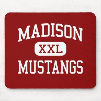 Madison - mustangos - escuela secundaria - Tampa l Tapetes De Raton