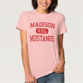Madison - Mustangs - Middle School - Miami Florida Shirt