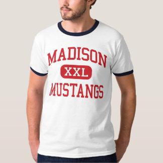 Madison - Mustangs - Middle School - Miami Florida Tee Shirt