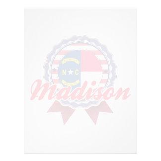Madison, NC Membretes Personalizados