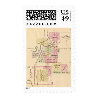 Madison, Nebraska Stamps