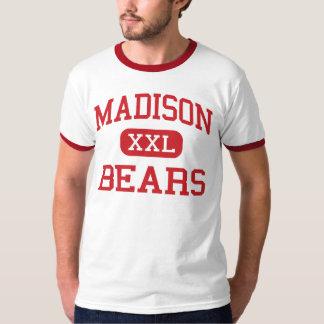 Madison - osos - joven - Madison Indiana Playeras