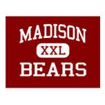 Madison - osos - joven - Madison Indiana Postal