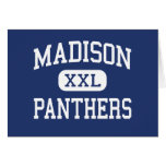 Madison Panthers Middle Trumbull Connecticut Cards