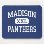 Madison Panthers Middle Trumbull Connecticut Mouse Pad
