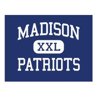 Madison - patriotas - alta - Marshall Postal